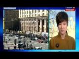 У стен Верховной Рады очередной митинг 09.04.15