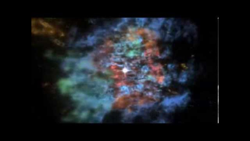 Полет на Меркурий Э. Дидюля. Космическая съемка.