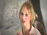 Десятилетняя девочка рисует не хуже Рембрандта, indigo girl