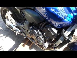[До отсечки] как выбрать б/у мотоцикл на примере Honda cb 400 sf и Honda cb 600 hornet