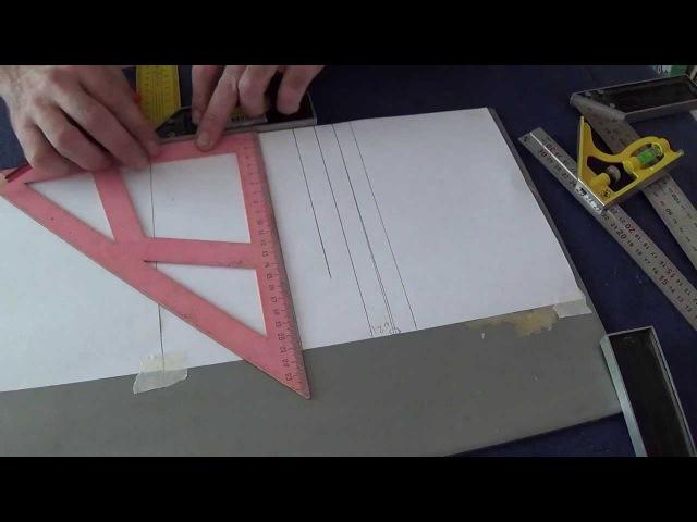 как проверить угольник и найти прямой угол