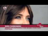 Sara Carbonero vem mesmo viver para Portugal com Casillas