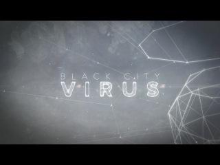 Black City Virus | Advance Plexus Tutorial Audio React Ae Shader Effector