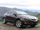 2010 Acura ZDX review