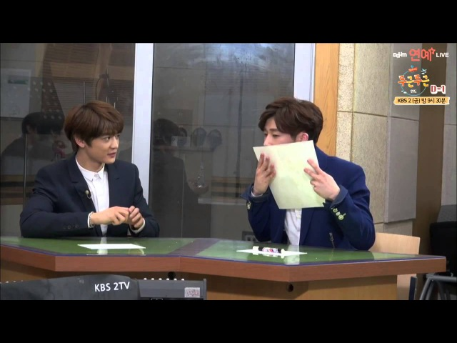 150409 Exciting India 두근두근인도 Special Talkshow with Kyuline