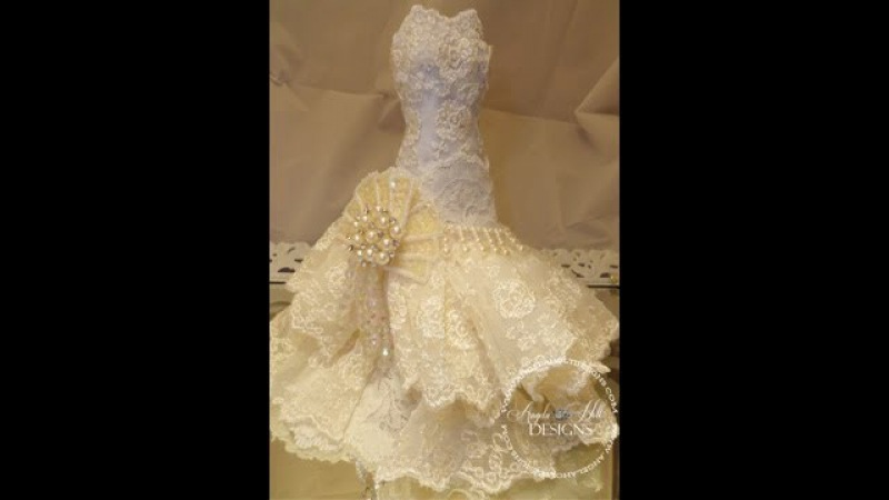 Art Dress tutorial with Paper Mache Bodice Tutorial