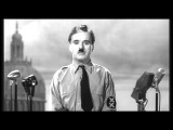 HD - Charlie Chaplin - The Greatest Speech + Window by The Album Leaf