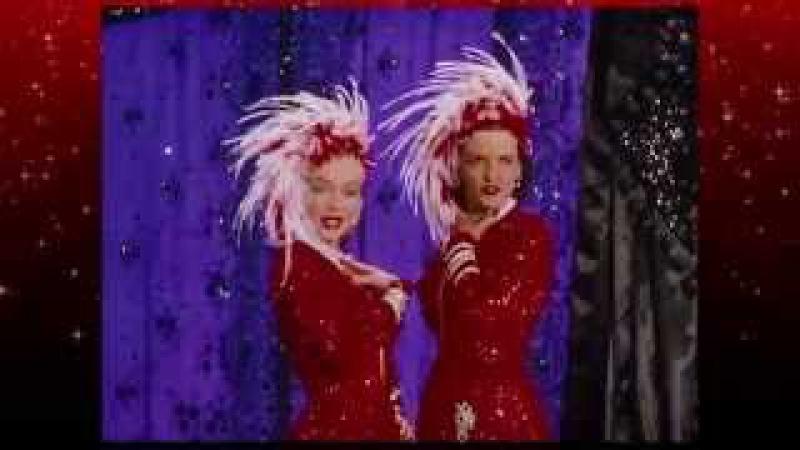 Marilyn Monroe Jane Russell -Two little girls from Little Rock