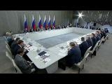 В Крыму сегодня обсуждали внутренний туризм - Первый канал