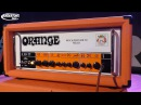 Unveiling The New Orange Rockerverb III Plus interview with designer Ade Emsley