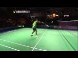 Dionysius Hayom Rumbaka vs Son Wan Ho  MS SF - Match 3 - YONEX German Open 2015