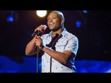 Kenny Thompson performs 'New York State Of Mind' - The Voice UK 2014 Blind Auditions 7 - BBC One
