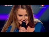 Х-фактор-5 Валерия Симулик - Fighter(Christina Aguilera cover) Шестой прямой эфир(13.12.2014)