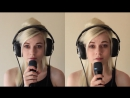 Sweet Dreams-The Eurythmics-A Cappella Cover by Holly Henry   (HD)  (+cover version-2015+)