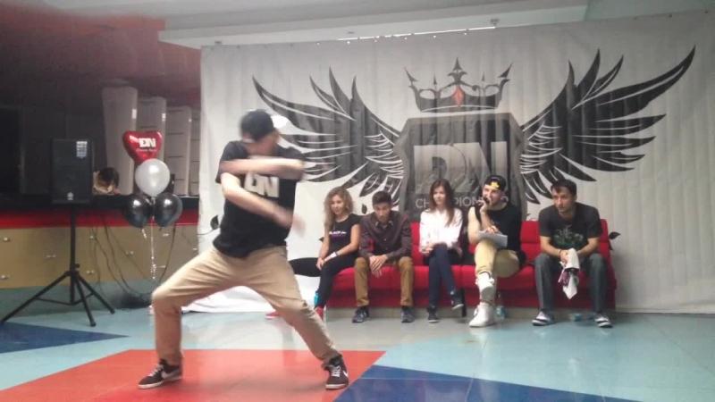 DN Birthday 5|Judge|Hip-Hop|Дмитрий Шепелев aka Marvich