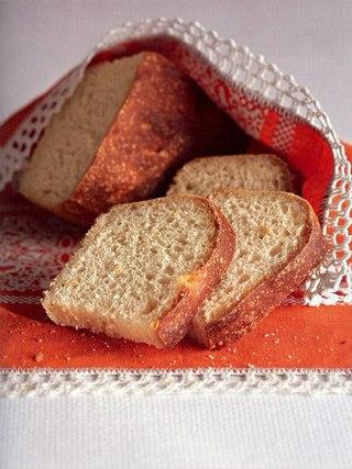 Фото рецепта: Домашний хлеб