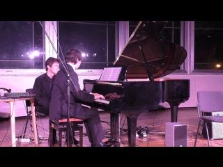 Джон Адамс —China Gates для фортепиано соло Вадим Холоденко (фортепиано)