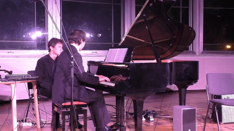 Джон Адамс China Gates для фортепиано соло Вадим Холоденко фортепиано