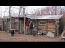 Idaho Hillbillies Homestead 43 Building a 50 Dollar Cabin
