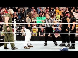 The Shield VS The Wyatt Family [HIGHLIGHTS] Elimination Chamber 2014