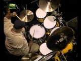 Dennis Chambers - Drum Solo on Firchie Drum - Santana-Soul Sacrifice (2006)