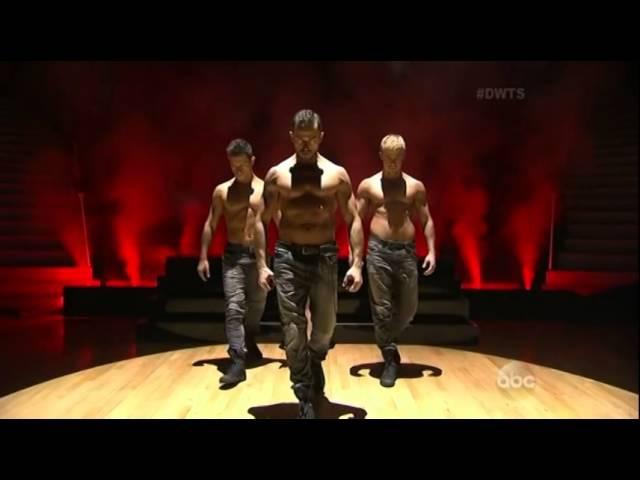 DWTS S18 Week 4 - Derek Hough (Macy's stars of dance) - Switch-Up Night - Part 4/10