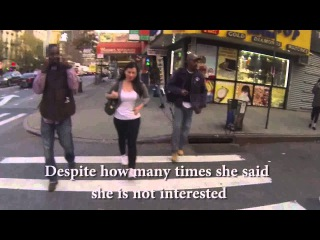 The girl and the hijab ( Social Experiment )