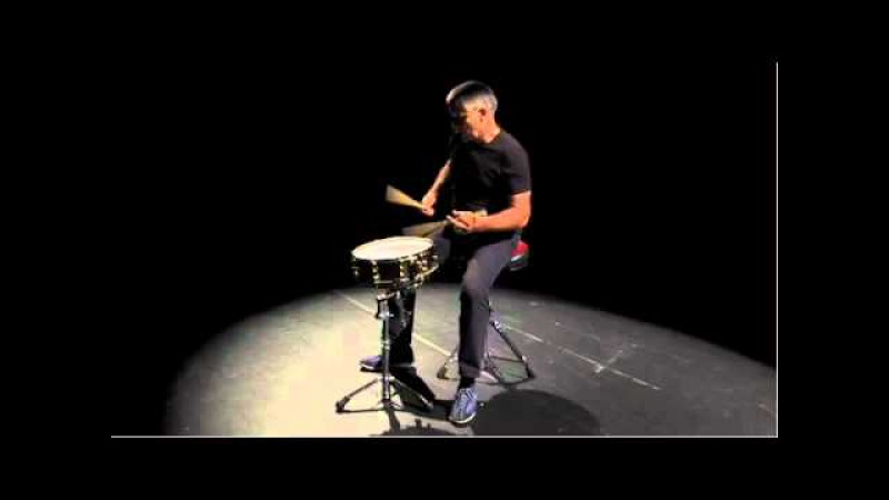 Carl Palmer Drum Solo On Snare Drum