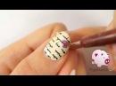 Love letter nail art tutorial by PiggieLuv