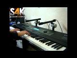Kurzweil K2600 Setup demonstration by S4K ( Jordan Rudess space4keys )