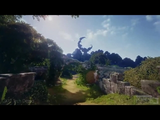 DirectX 12 Unreal Engine 4 Techdemo - Fable Legends