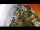 Möwe klaut meine GoPro und filmt die Aussicht von der Insel Cíes