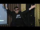 1 часть.Концерт Дениса Мафика 14.11.2014, Костанай, ресторан