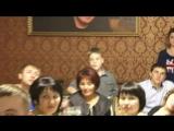 2 часть. Концерт Дениса Мафика 14.11.2014, Костанай, ресторан