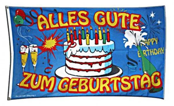Открытки поздравление с днем рождения на немецком