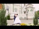 Свадебный танец красивой и нежной пары Михаила и Анны