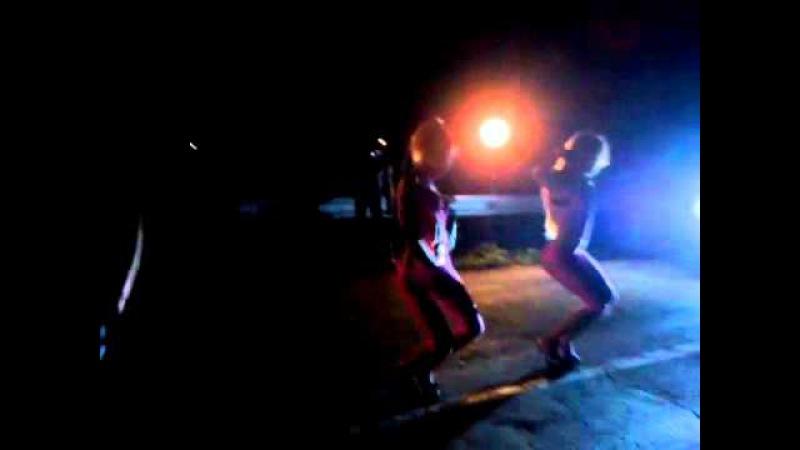 жара на гонках NightRacing - Saratov Racing Club ¦ 06⁄08⁄2011