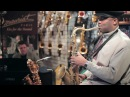 James Carter clinic in Mariachi Sax Boutique, Moscow, Russia