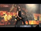 Amon Amarth-War Of The Gods Live Wacken 2012 HD Pro-Shot