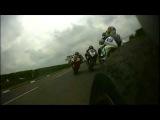 Гонки на мотоциклах Невероятная скорость, экстремальное видео