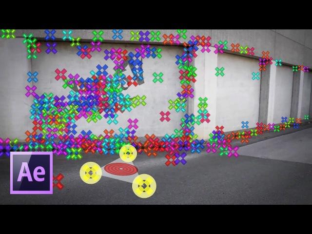 3D Трекинг в After Effects CS6