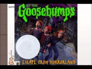 R.L. Stine Goosebumps: Escape From Horrorland - PC