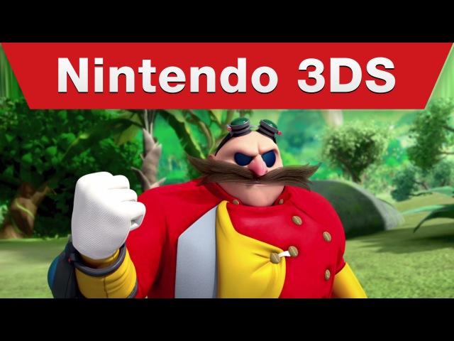 Sonic Boom: Fire Ice - Nintendo 3DS Trailer