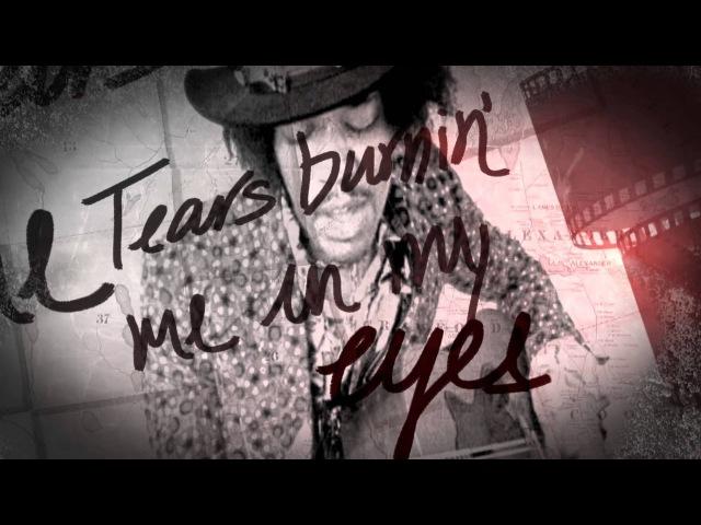 Jimi Hendrix - Hear My Train A Comin' (Lyric Video)