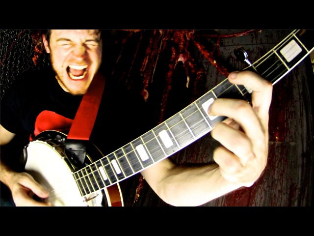 Spawn of Possession - Church of Deviance (Banjo cover w/ solo)