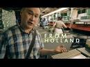 #096 Профессиональная гидропоника в Голландии. Огуречная теплица (1-я серия).