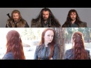 The Hobbit Hair Tutorial for Men - Thorin, Kíli, Fíli