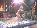 Female Mud Wrestling - Sheri VS. Leslie