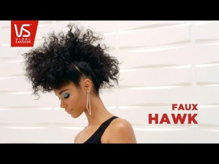 Hairstyle Tutorial: Faux Hawk | Vidal Sassoon