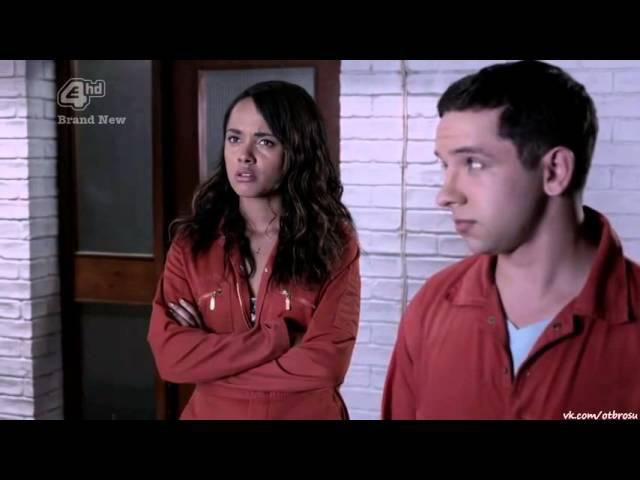 Мужчины с марса а женщины любят хуй Отбросы 4 сезон 2 серия